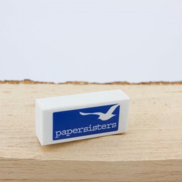 "Eraser ""papersisters"""