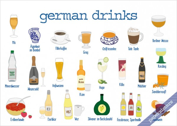 German Drinks