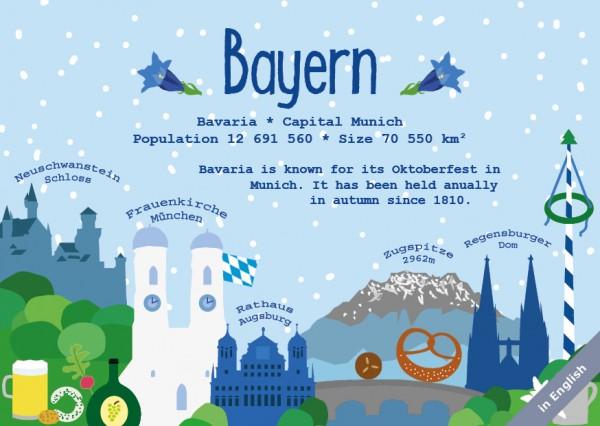 Bayern - German Landmark Series