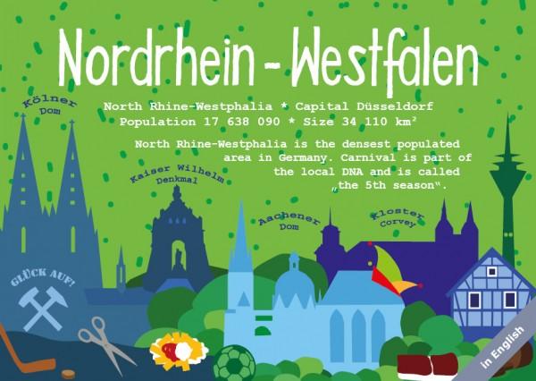 Nordrhein-Westfalen - German Landmark Series