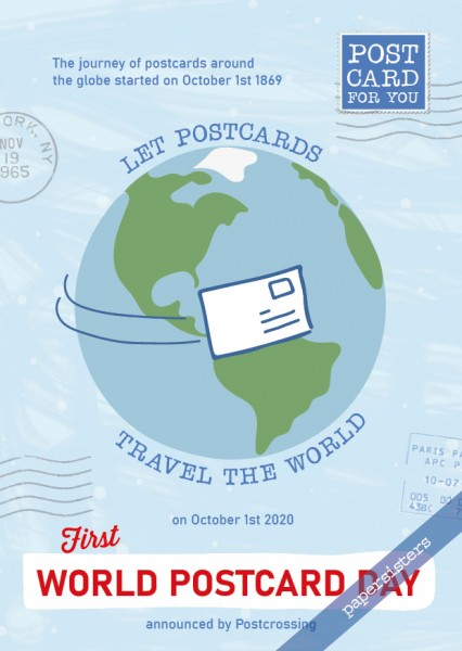 World Postcard Day 2020 - Limited Edition -