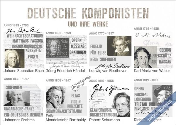 Deutsche Komponisten