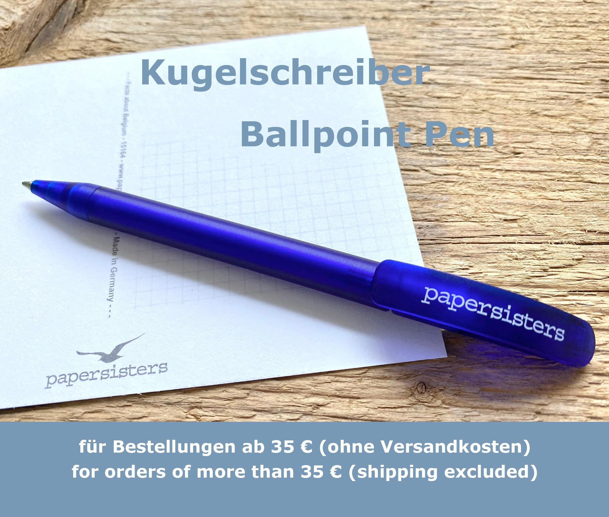 papersisters-Goodie-Kugelschreiber-Ballpoint-Pen