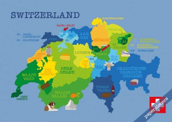 Bright Switzerland