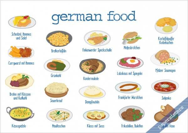 German Food