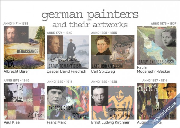 German Painters