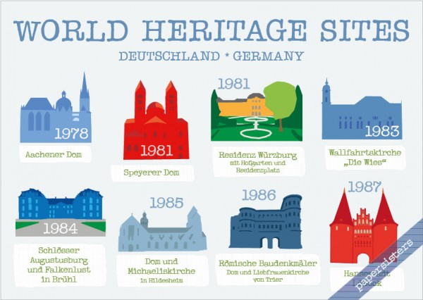 German World Heritage Sites 1