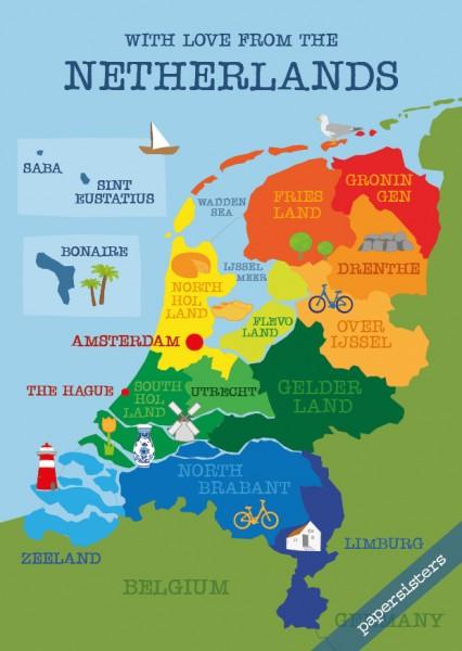 Bunte Niederlande