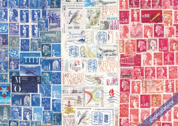 FR Stamp Flag