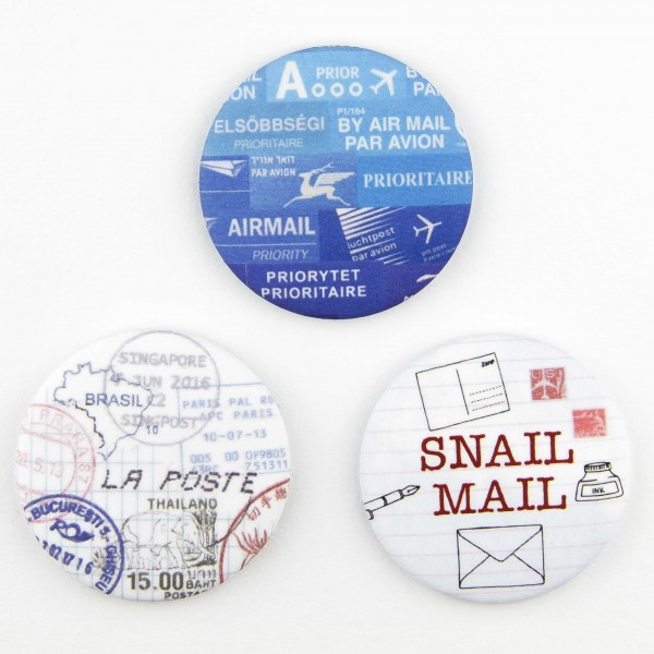 "Magnet Set ""Mail"""