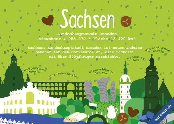 Sachsen - German Landmark Series