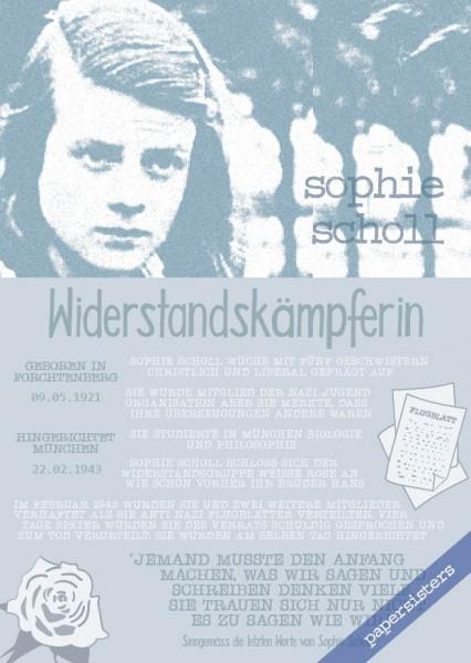 Sophie Scholl * Frauen *