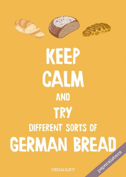 Keep calm Bread - No.6