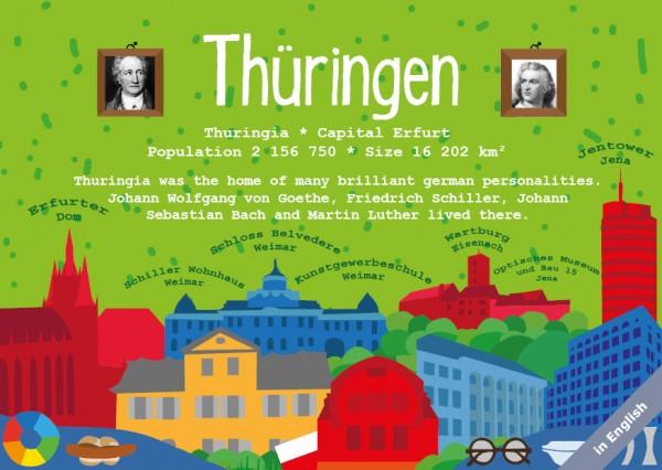 Thüringen - German Landmark Series