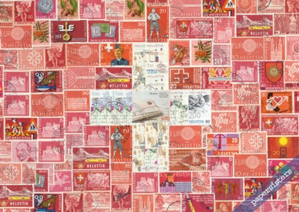 CH Stamp Flag