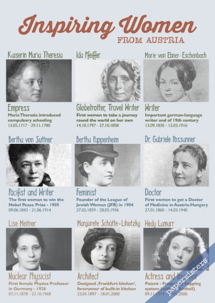 Inspiring Women from Austria