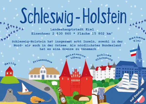 Schleswig-Holstein - German Landmark Series