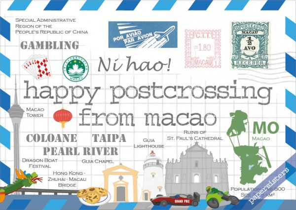 Happy Postcrossing MO