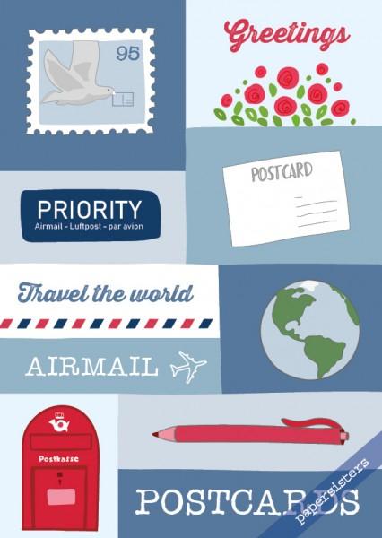 Postcard Basics