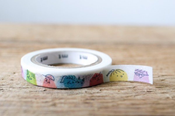 mt masking tape ex half face