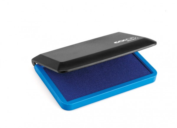 Ink Pad Blue Colop Micro 1