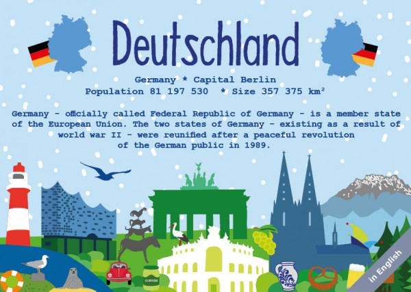 Deutschland - German Landmark Series