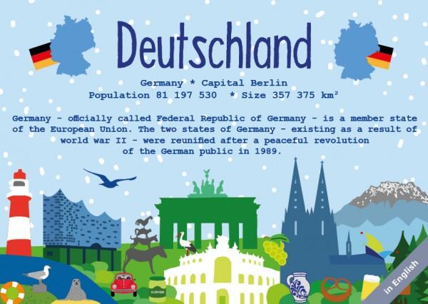 Deutschland - German Landmark Series