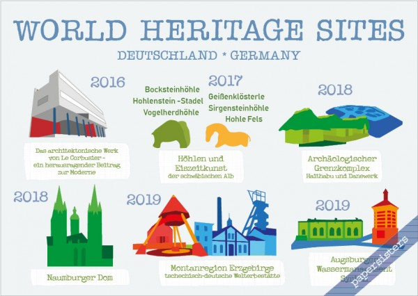 German World Heritage Sites 6