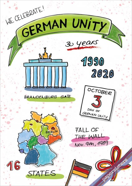 30 Years of German Unity - Limited Edition --
