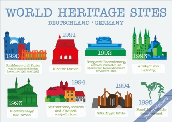German World Heritage Sites 2