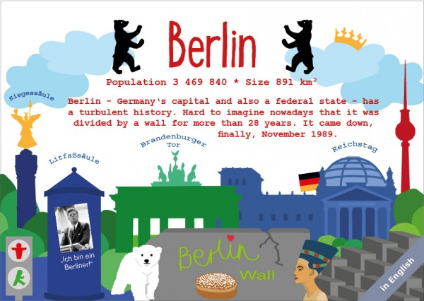 Berlin - German Landmark Series