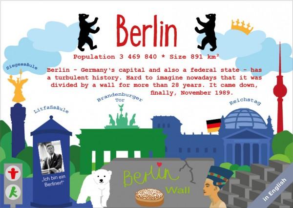 Berlin - German Landmark Series
