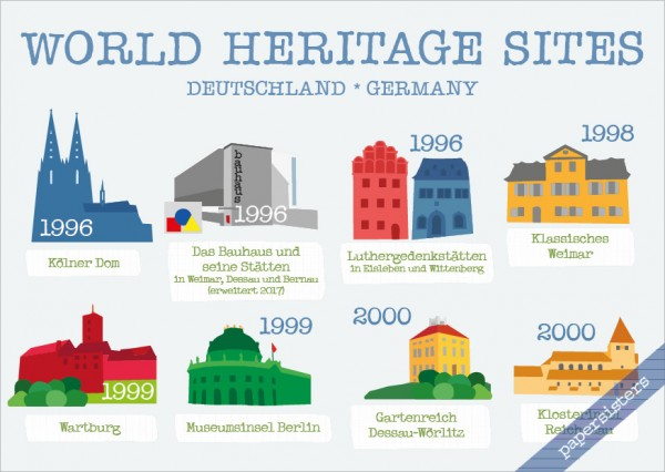 German World Heritage Sites 3