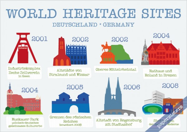 German World Heritage Sites 4