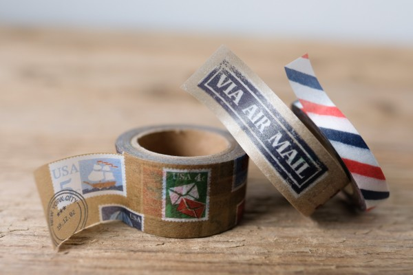 Masking Tape 3 Air Mail Set