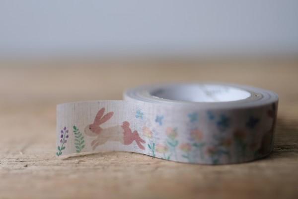 Masking Tape Wild Rabbit