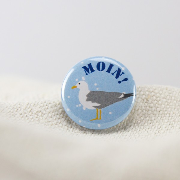 "Button ""Moin"""
