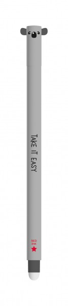 KOALA erasable pen red