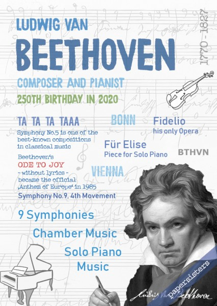 Beethoven 250th Birthday - Limited Edition -